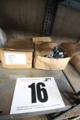 2x Boxes of M20 Galvanised Bolts