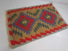 Afghan Kelim carpet 170 x 115