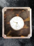 RUHLA pocket watch (working condition) in presentation case/ travel clock case, the case with