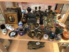 Collectables to include Wade & Cloisonne