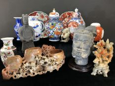 Collection of Chinoiserie