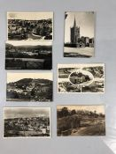 Collection of Local interest postcards to include scenes from Beer, Sidbury, Tavistock
