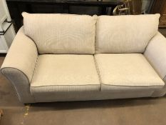 Two seater upholstered Bed Settee in excellent condition