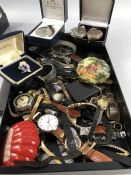 Large Collection of watches A/F