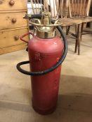 Vintage fire extinguisher by NU-Swift
