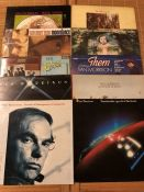 "10 Van Morrison & Them LPs including ""Astral Weeks"", ""Moondance"", ""Veedon Fleece"" and ""Tupelo Honey"