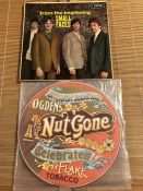 "2 Small Faces LPs. ""Ogden's Nut Gone Flake"" UK orig mono first pressing IMLP 012 on the lilac"