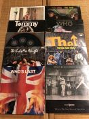 11 The Who LPs including Quadrophenia (Soundtrack), Tommy (Soundtrack), The Kids Are Alright and Who