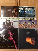 "5 original UK pressing Jazz LPs including Joe Harriott & John Mayer ""Indo Jazz Suite"" (Lansdowne"