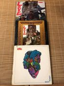 "3 Love LPs including ""Love Forever Changes"" UK original mono first pressing EKL 4013 and ""Da Capo"""