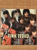 "Pink Floyd ""The Piper At The Gates Of Dawn"" LP. UK original mono pressing on the black & Blue"
