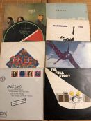 "8 Free LPs including ""Fire & Water"", ""Highway"",""Heartbreaker"", ""Free"", ""Live"" and ""Free At Last"" all"