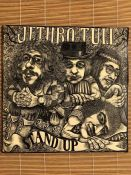 "Jethro Tull ""Stand Up"" LP with pop-up sleeve. UK original stereo first pressing on the pink"
