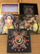 "5 Hawkwind LPs including ""Hawkwind"", ""Space Ritual"", ""In Search Of Space"", ""Hall Of The Mountain"