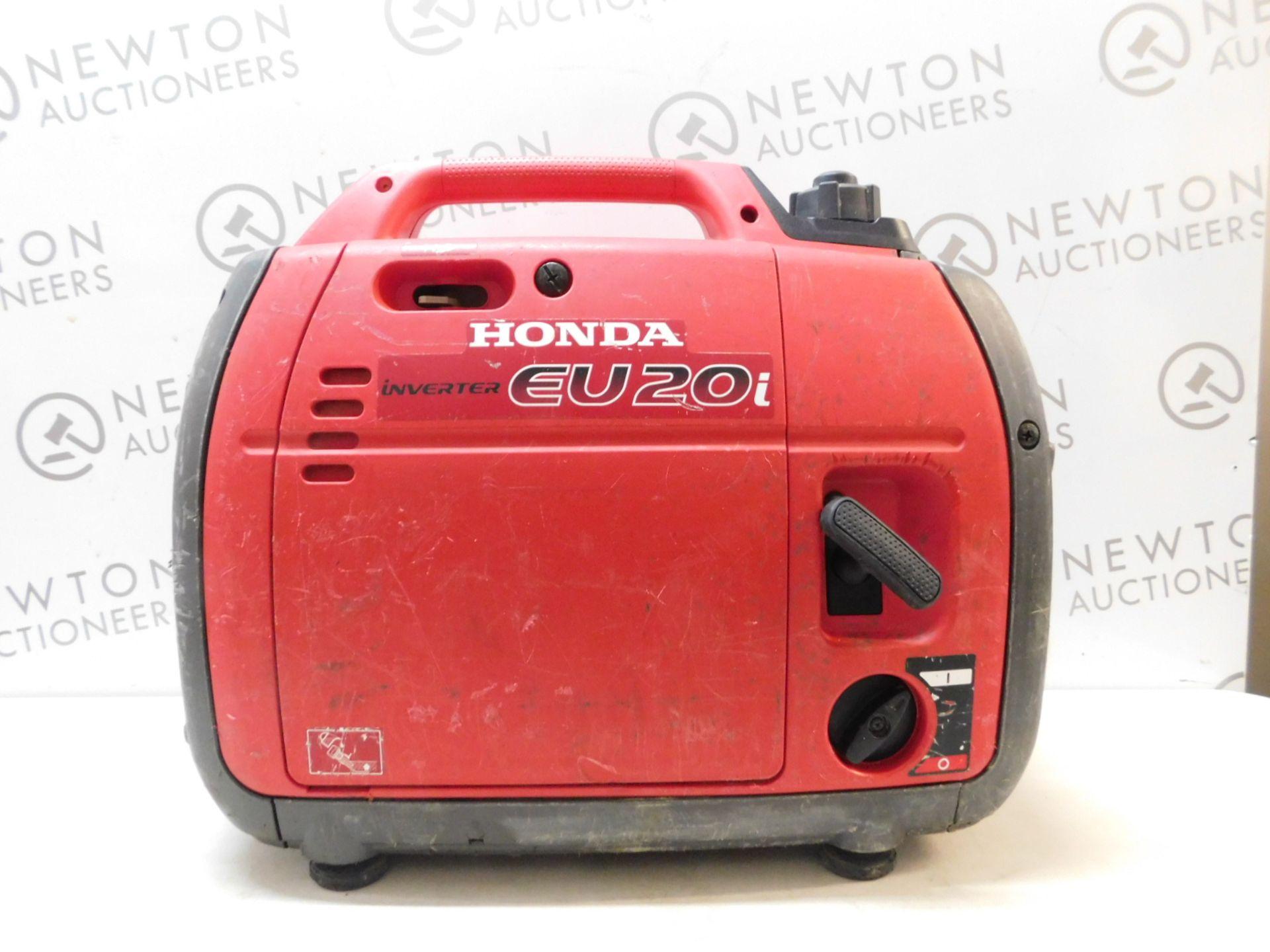 Lot 339 - 1 BOXED HONDA EU20I 1800W PORTABLE GENERATOR RRP £1099