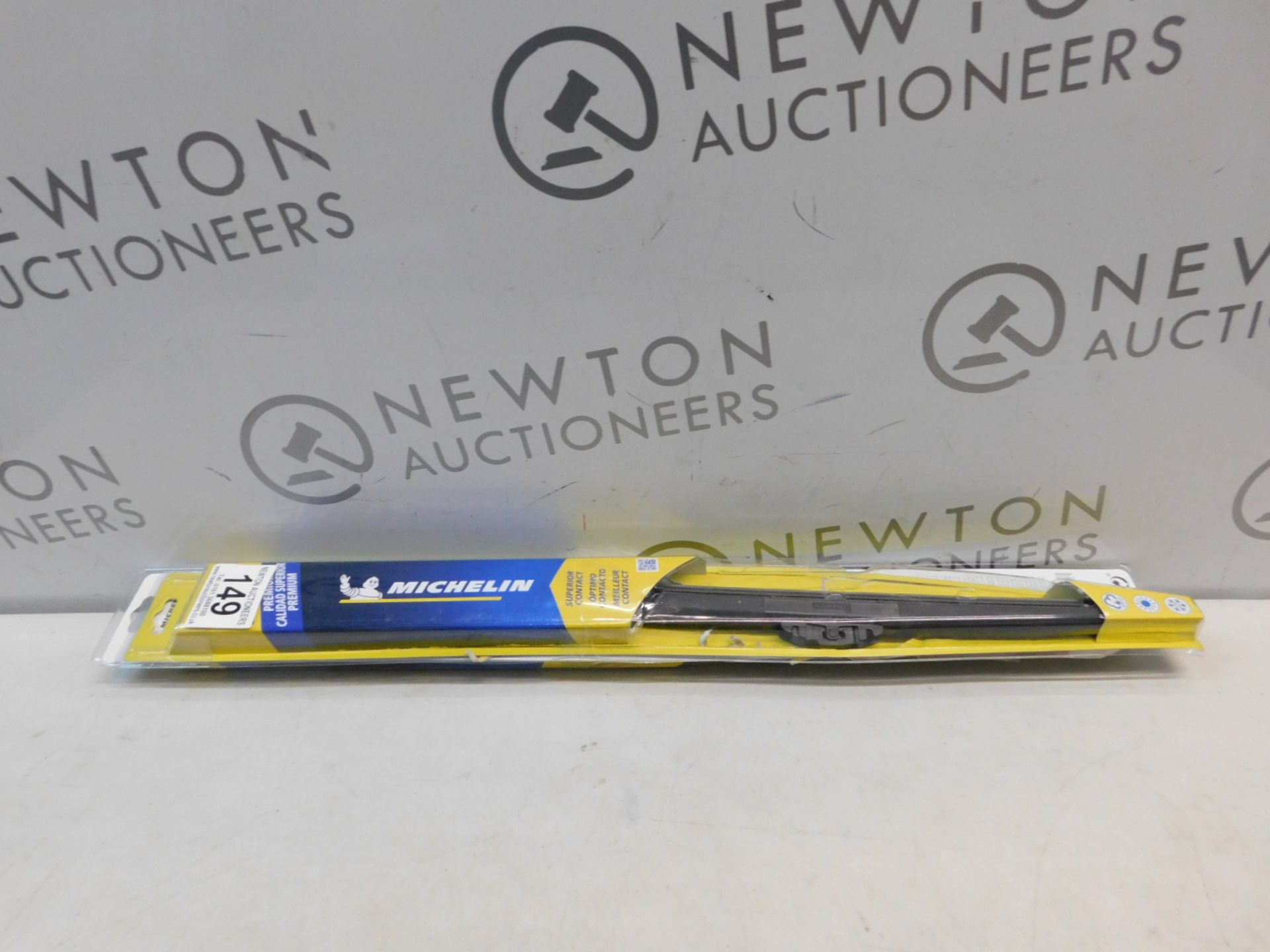 Lot 149 - 2 PACKS OF MICHELIN STEALTH WIPER BLADES IN VARIOUS SIZES RRP £39.99