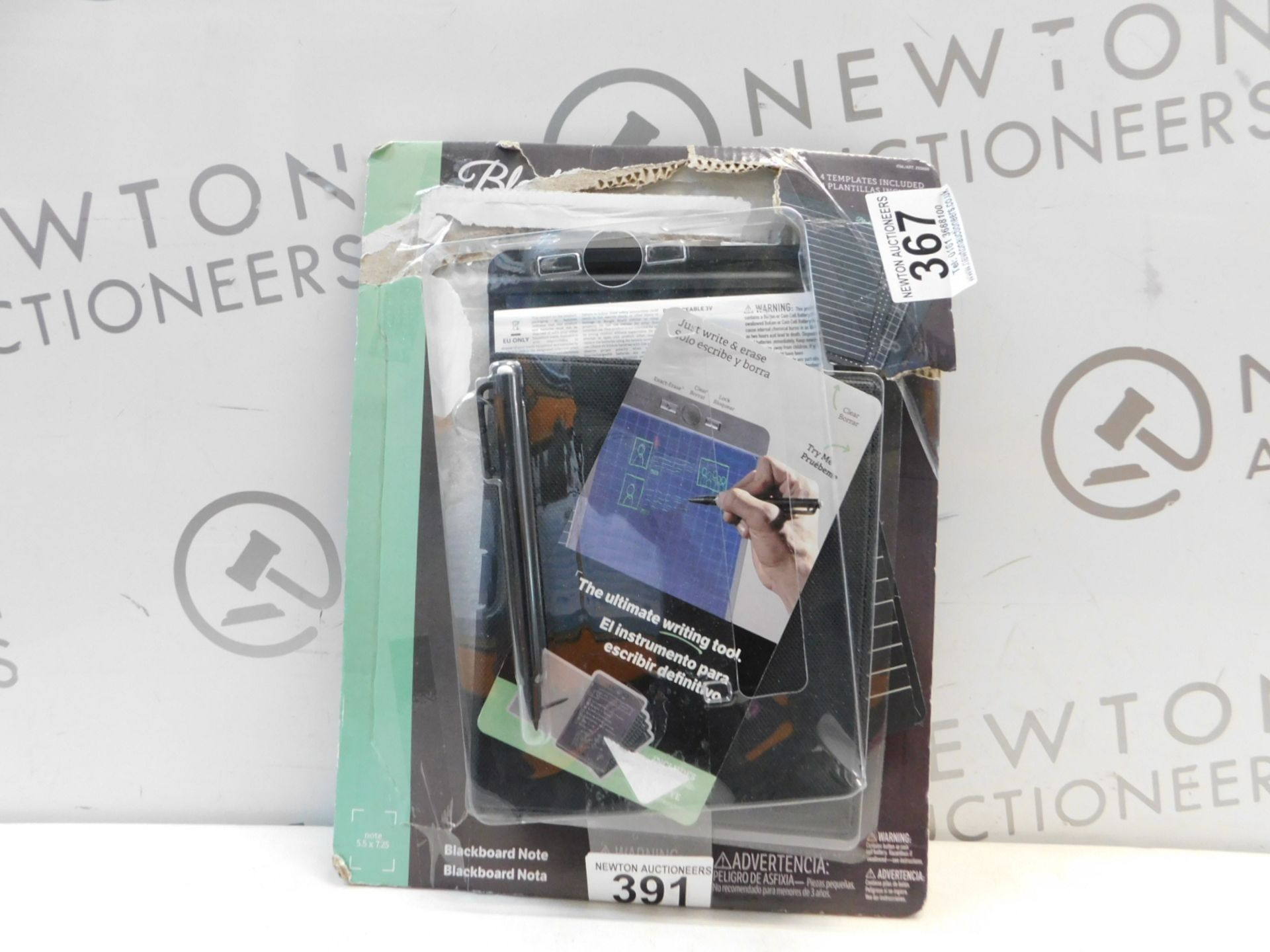 Lot 391 - 1 PACK OF DASHBOARD BOOGIE BOARD RRP £24.99