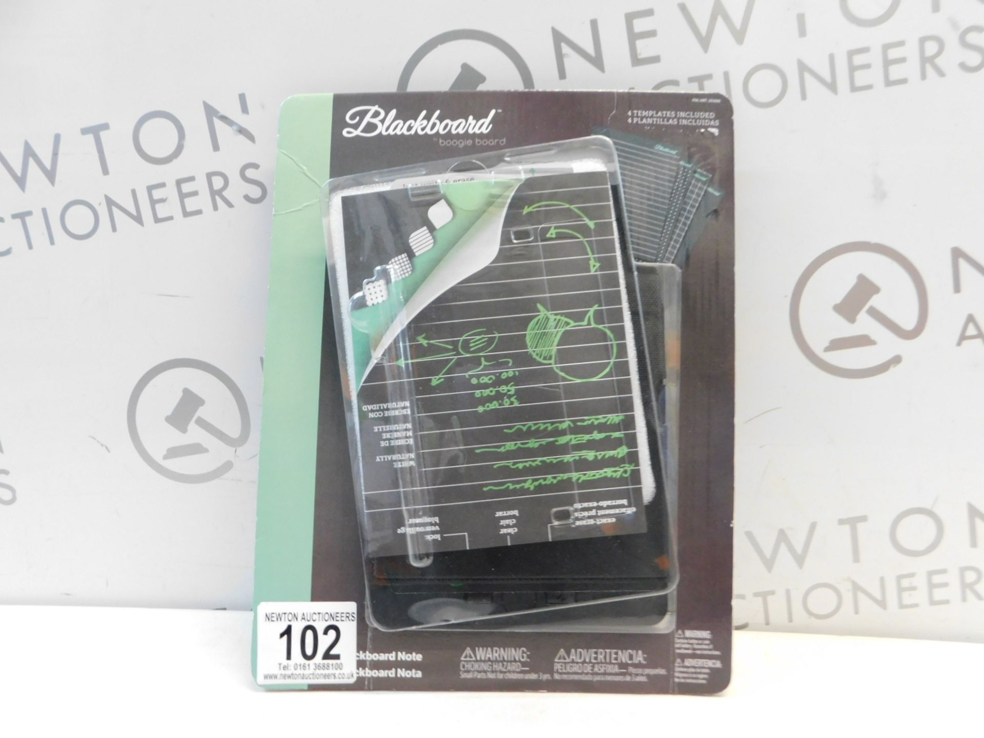 Lot 102 - 1 PACK OF DASHBOARD BOOGIE BOARD RRP £24.99