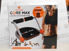 1 BOXED IMAGE CORE MAX 8 IN 1 TOTAL BODY TRAINING SYSTEM RRP £79.99