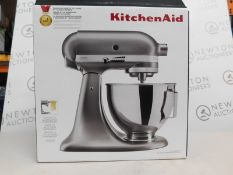 1 BOXED KITCHENAID 4.3L ELECTRIC MUTI-FUNCTION STAND MIXER WITH ACCESSORIES RRP £499 (EXCELLENT