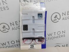 1 PACK OF DESIGN OPTICS READING GLASSES IN +1.75 STRENGTH RRP £19.99