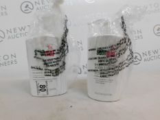 2 BOTTLES OF SEBAMED OLIVE MOISTURISING FACE & BODY LOTION 750ML RRP £29.99
