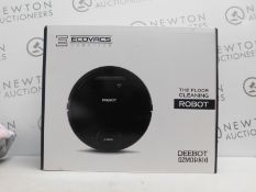 1 BOXED ECOVACS DEEBOT OZMO 930 ROBOT VACUUM CLEANER RRP £549.99