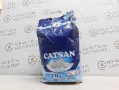 1 BAG OF CATSAN HYGIENE CAT LITTER RRP £29.99