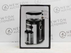 1 BOXED DUALIT BURR COFFEE GRINDER RRP £89.99