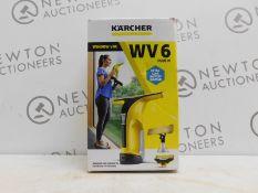 1 BOXED KARCHER WV6 WINDOW VAC RRP £129.99