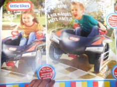 1 BOXED LITTLE TIKES SPORT RACER RRP £89.99