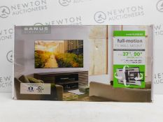 1 BOXED SANUS SIMPLICITY 37 - 90 FULL-MOTION TV MOUNT