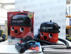 1 BOXED NUMATIC HENRY HVR200M VACUUM CLEANER WITH ACCESSORIES RRP £179.99 (WORKING, IN LIKE NEW