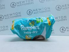 1 PACK OF PAMPERS PREMIUM PROTECTION SIZE 5 (APPROX) 40 RRP £19.99