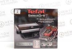 1 BOXED TEFAL SELECT GRILL 5 PORTION ELECTRIC HEALTH GRILL RRP £199