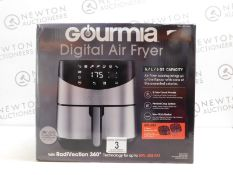 1 BOXED GOURMIA 5.7L DIGITAL AIR FRYER RRP £89.99