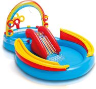 1 INTEX RAINBOW RING PLAY CENTRE RRP £99 (GENERIC IMAGE GUIDE)