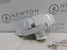 1 SUNFORCE 150 LED TRIPLE HEAD SOLAR MOTION ACTIVATED LIGHT (NO SOLAR PANEL) RRP £119.99