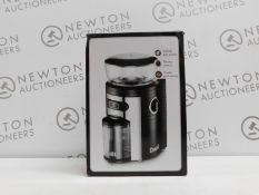 1 BOXED DUALIT BURR COFFEE GRINDER RRP £89.99 (WORKING, EXCELLENT CONDITION)