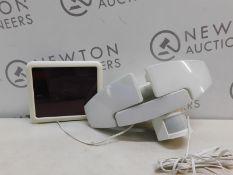 1 SUNFORCE 150 LED TRIPLE HEAD SOLAR MOTION ACTIVATED LIGHT RRP £119.99