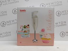 1 BOXED BAMIX OF SWITZERLAND HAND BLENDER RRP £199.99