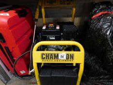 1 CHAMPION 3000 PSI PETROL HIGH PRESSURE WASHER RRP £499