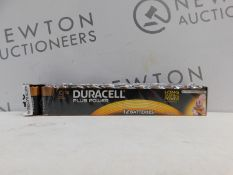 1 PACK OF 12 DURACELL PLUS TYPE C BATTERIES RRP £19.99