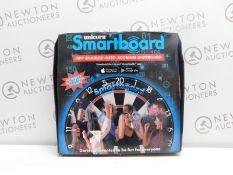 1 BOXED UNICORN DARTS APP ENABLED SMARTBOARD RRP £199