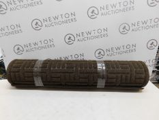 1 LARGE HEAVY DUTY RUBBERISED FABRIC ENTRANCE MAT RRP £39.99
