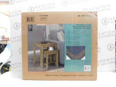 1 BOXED BAINBRIDGE HOME NEST OF 2 TABLES RRP £149.99