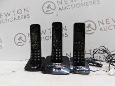 1 BT TRIO CORDLESS PHONE SET RRP £89.99