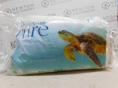 1 BAGGED PAIR OF ALLEREASE PURE PILLOWS RRP £19.99