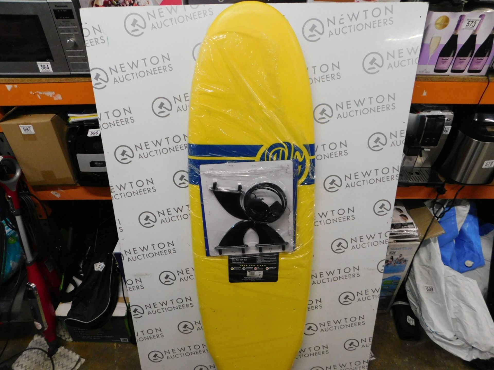 Lot 856 - 1 OSPREY 6FT PACIFIC FOAM SURFBOARD RRP £139