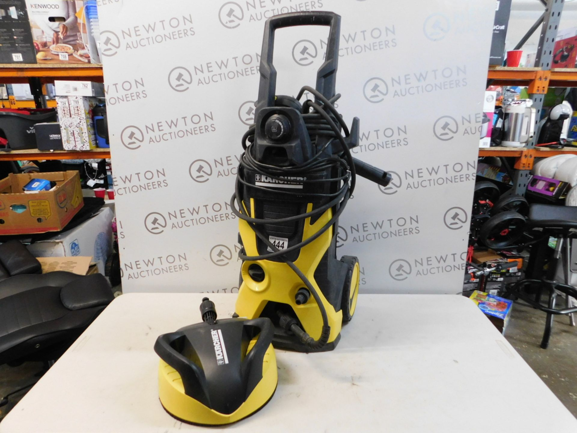 Lot 444 - 1 KARCHER K5 PREMIUM FULL CONTROL HOME PRESSURE WASHER RRP £449.99